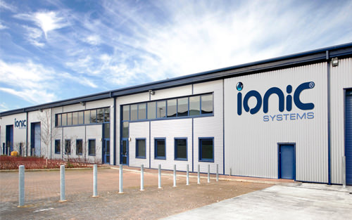 Ionic Systems warehouse