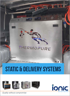Ionic System Australia Static and Delivery Catalogue