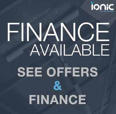 Finance available - just contact us.