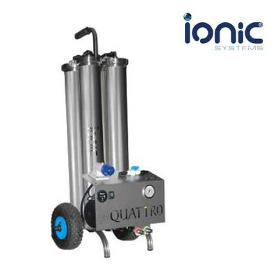 ionic systems quattro stainless steel system