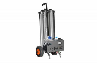 Ionic Systems Quattro