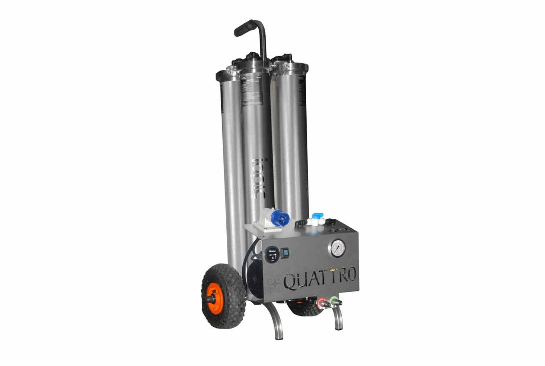 Ionic Quattro System