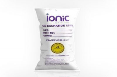 Ionic Systems Mixed bed resin bag