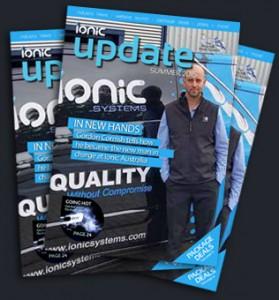 ionic update