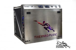 Ionic Systems Thermopure window cleaning equipment