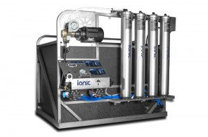 Ionic Systems v4 system window cleaning equipment