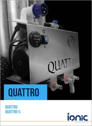 Ionic Systems Australia QuattRO™ Brochure
