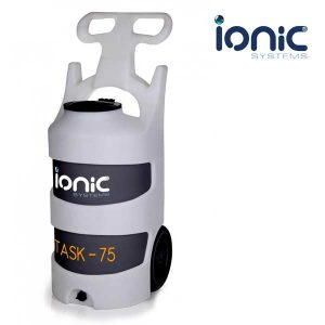 ionic task one 75 litre portable system