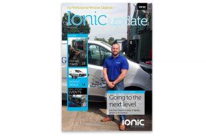 Ionic Systems Australia magazine cover
