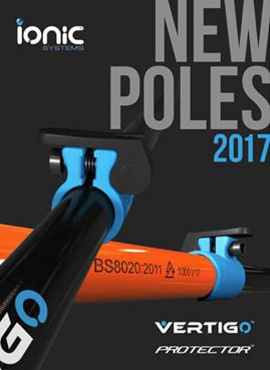 2017 ionic poles catalogue cover