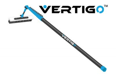 VERTIGO the latest in our waterfed pole range
