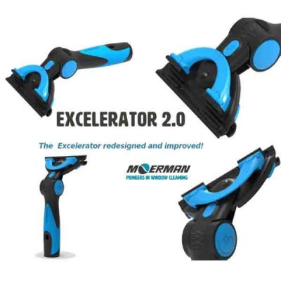 Moerman Window Cleaning - F*LIQ, Combinator, Excelerator Squeegee 's